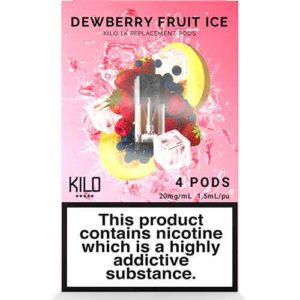 1K Pods Dewberry Fruit Ice