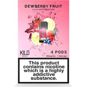 1K Pods Dewberry Fruit