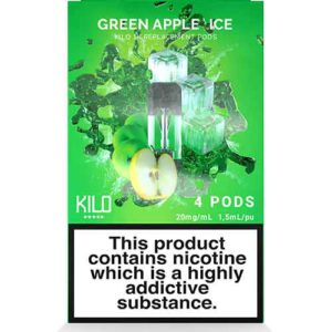 1K Pods Green Apple Ice