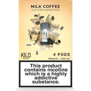1K Pods Milk Coffee